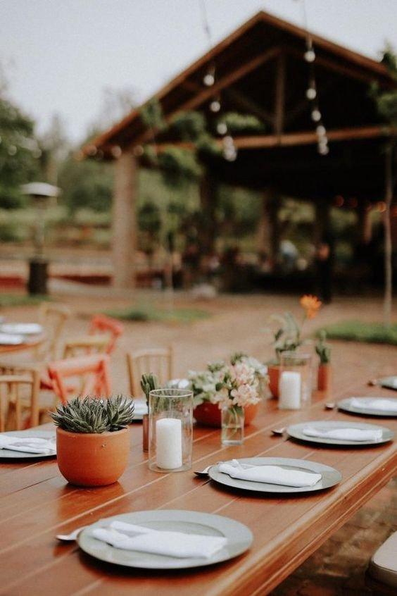 Menu Mini Wedding